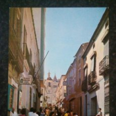 Postales: POSTAL DE YECLA. CALLE DE JOSÉ ANTONIO.. Lote 155893625