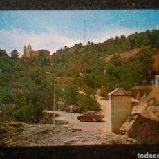 Postales: POSTAL DE YECLA. SANTUARIO DEL CASTILLO.. Lote 155894230