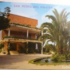 Postales: POSTAL S.PEDRO DEL PINATAR .-RESIDENCIA C.GRACIA. Lote 156750846