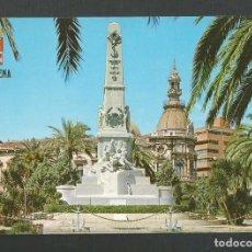 Postales: POSTAL SIN CIRCULAR - CARTAGENA 3817 - MURCIA - MONUMENTO A LOS HEROES DE CAVITE - EDITA BOYCER. Lote 158470086