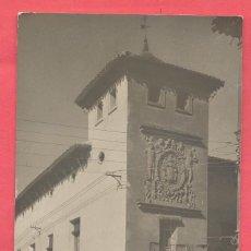 Postales: LORCA. CASA SOLARIEGA DE GARCIA ALCARAZ, FOTOGRAFICA, SIN CIRCULAR, VER FOTOS. Lote 159953062