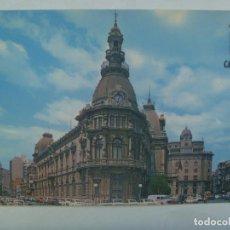 Postales: POSTAL DE CARTAGENA ( MURCIA ): AYUNTAMIENTO . AÑOS 60. Lote 159976382