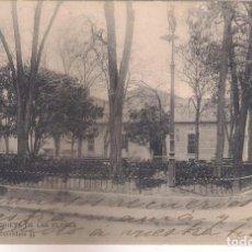 Postales: POSTAL DE LORCA - GLORIETA DE LAS FLORES .. Lote 160259262