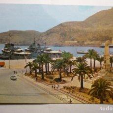 Postales: POSTAL CARTAGENA - MONUMENTO HEROES DE SANTIAGO Y CAVITE. Lote 160523602