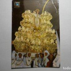 Postales: POSTAL CARTAGENA SEMANA SANTA - S.JUAN -CIRCULADA. Lote 160756434