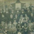 Postales: MURCIA LOS DOLORES ESCRITA EN ESPERANTO.FOTOGRÁFICA. CIRCULADA EN 1910 A FRANCIA. Lote 161139678