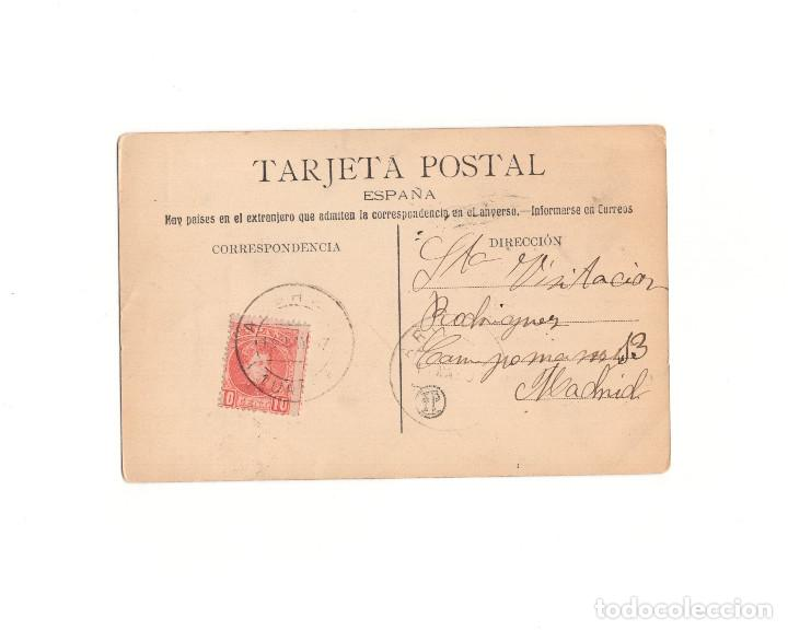 Postales: BAÑOS DE ARCHENA.(MUCIA).- MANOLO LIMPIA BOTAS - ENANISMO. - Foto 2 - 163750938
