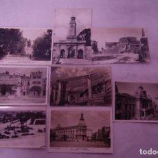 Postales: LOTE DE 13 POSTALES BRILLO CARTAGENA. Lote 164253402