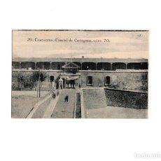 Postales: CARTAGENA.(MURCIA).- CUARTEL DE CARTAGENA.. Lote 164609546