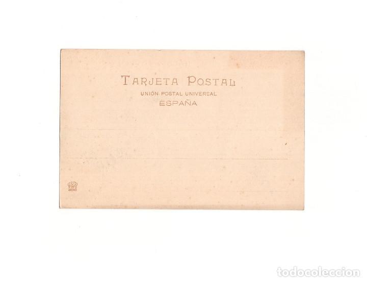 Postales: CARTAGENA.(MURCIA).- VISTA DESDE EL CASTILLO DE LA CONCEPCIÓN. - Foto 2 - 164609902