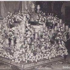 Postales: CARTAGENA (MURCIA) - SEMANA SANTA. CRISTO YACENTE - FOTOGRAFIA CASAU. Lote 164643514