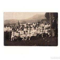 Postales: CARTAGENA.(MURCIA).- BOY-SCOUTS. EXPLORADORES CARTAGENEROS. POSTAL FOTOGRÁFICA.. Lote 164738650