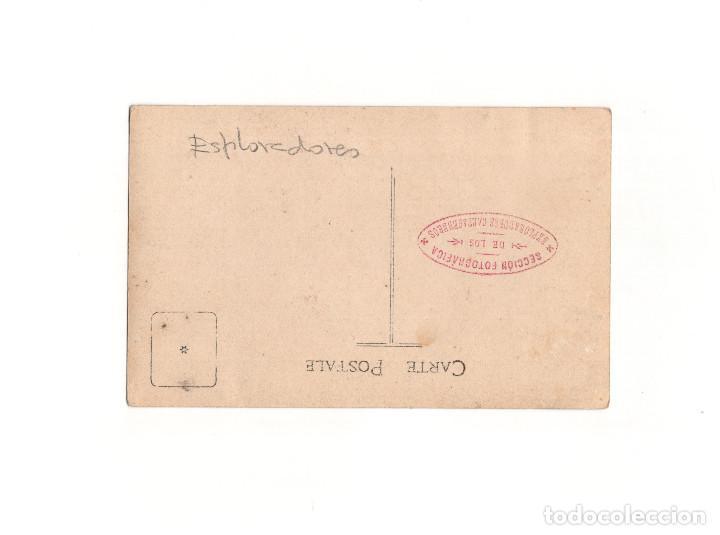 Postales: CARTAGENA.(MURCIA).- BOY-SCOUTS. EXPLORADORES CARTAGENEROS. POSTAL FOTOGRÁFICA. - Foto 2 - 164738650