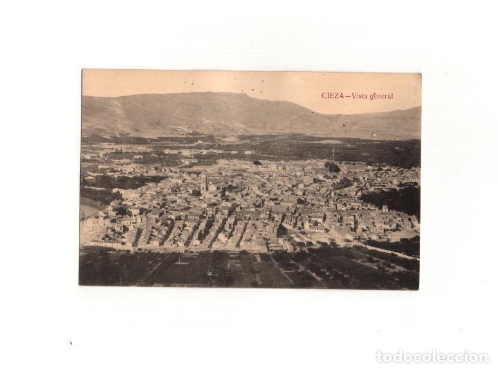 CIEZA.(MURCIA).- VISTA GENERAL. (Postales - España - Murcia Antigua (hasta 1.939))