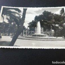 Postales: CARTAGENA MURCIA ASPECTO URBANO FUENTE SAEZ FOTOGRAFO. Lote 164843462