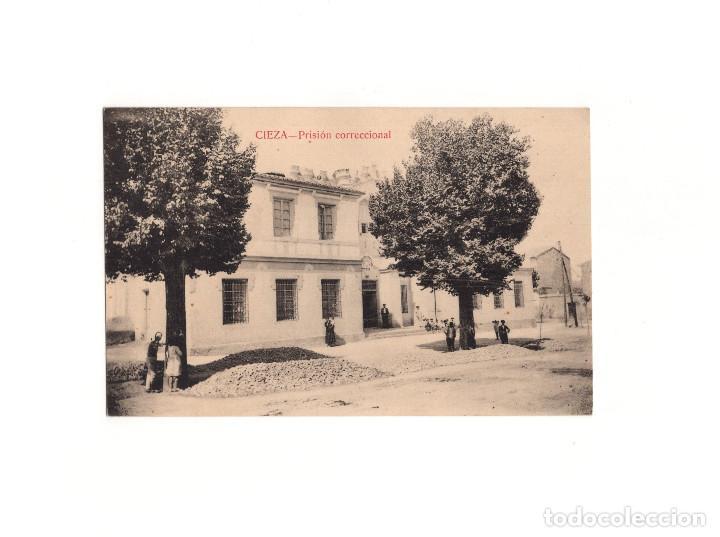 CIEZA.(MURCIA).- PRISIÓN CORRECCIONAL. CARCEL. (Postales - España - Murcia Antigua (hasta 1.939))