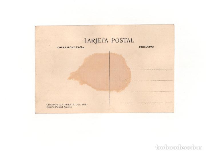 Postales: CIEZA.(MURCIA).- PRISIÓN CORRECCIONAL. CARCEL. - Foto 2 - 164852318