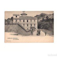 Postales: BAÑOS DE ARCHENA.(MUCIA).- LA PISCINA.. Lote 165200154