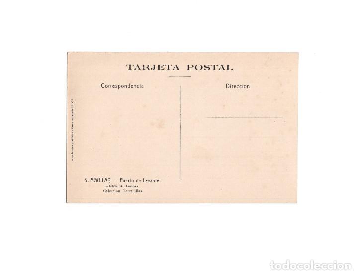 Postales: AGUILAS.(MURCIA).- PUERTO DE LEVANTE. - Foto 2 - 165200682