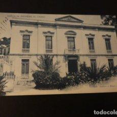 Postales: BAÑOS DE ARCHENA MURCIA EL CASINO. Lote 165410970