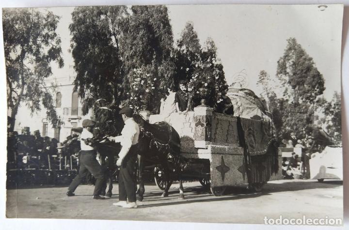 CARTAGENA 1928 FOTOGRAFO SAEZ (Postales - España - Murcia Antigua (hasta 1.939))