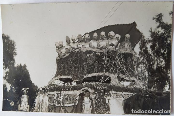 CARTAGENA 1928 FOTOGRAFO SAN CHITO (Postales - España - Murcia Antigua (hasta 1.939))