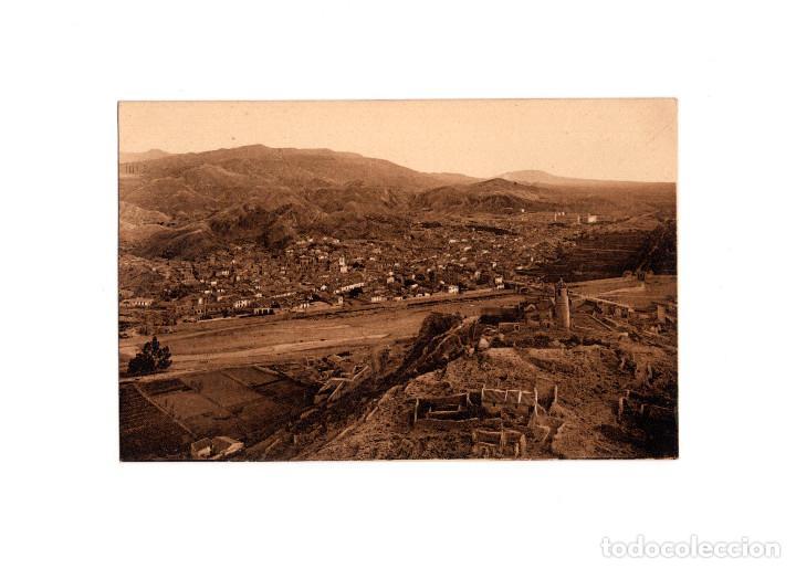 LORCA.(MURCIA).- VISTA PARCIAL. BARRIO DE SAN CRISTOBAL. (Postales - España - Murcia Antigua (hasta 1.939))
