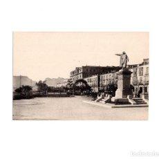 Postales: CARTAGENA.(MURCIA).- MONUMENTO A COLÓN Y MURALLA DEL MAR.. Lote 166459958