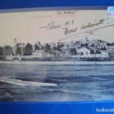 Postales: (PS-60442)POSTAL DE CARTAGENA-BARRIO DE PERAL. Lote 166619106