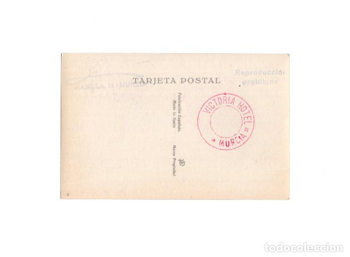 Postales: MURCIA.- CATEDRAL. FACHADA. POSTAL FOTOGRÁFICA. FOTO MATEO. - Foto 2 - 167918496