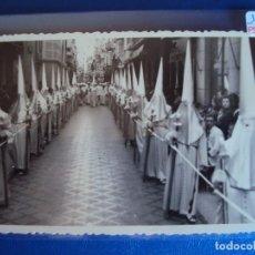 Postales: (PS-60735)POSTAL FOTOGRAFICA DE CARTAGENA-SEMANA SANTA 1942. Lote 168260584