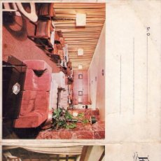 Postales: POSTAL DE RINCON DE PEPE, MURCIA. Lote 194388818
