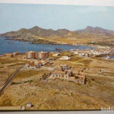 Postales: POSTAL CABO DE PALOS PANORAMICA DESDE FARO. Lote 169823588