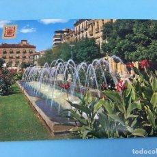 Postales: POSTAL DE GLORIETA DE ESPAÑA (MURCIA) - CURSADA . Lote 170421532