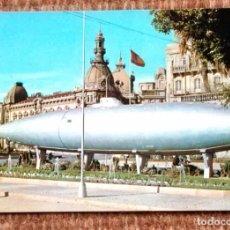 Cartes Postales: CARTAGENA - MONUMENTO AL SUBMARINO DE PERAL. Lote 171200593