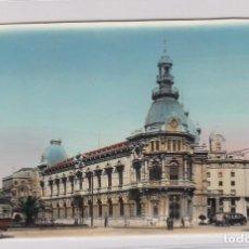 Postales: POSTAL Nº 53 CARTAGENA.- AYUNTAMIENTO, HOTEL DE VILLE ,CORPORATION -. Lote 171402880