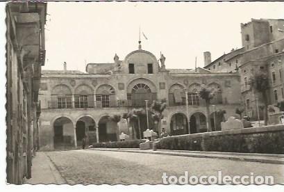 LORCA - AYUNTAMIENTO - Nº 12 ED. ESTANCO BAJADA DEL PUENTE - FOTO MATRAN (Postales - España - Murcia Moderna (desde 1.940))