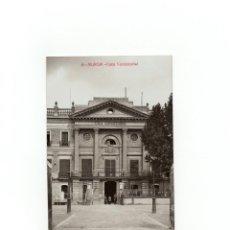 Postales: MURCIA.- CASA CONSISTORIAL. POSTAL FOTOGRÁFICA. A. FABERT.. Lote 171821628