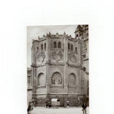 Postales: MURCIA.- EXTERIOR DE LA CAPILLA. POSTAL FOTOGRÁFICA. A. FABERT.. Lote 171823227