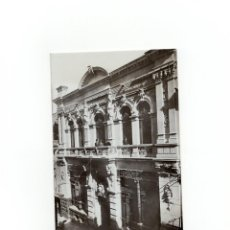 Postales: MURCIA.- EL CASINO. POSTAL FOTOGRÁFICA. A. FABERT.. Lote 171823435