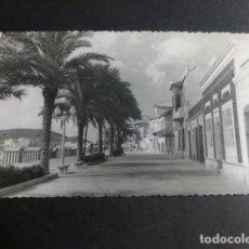 Postales: PUERTO DE MAZARRON MURCIA PASEO POSTAL FOTOGRAFICA FOTO RODRIGUEZ. Lote 171989237