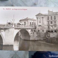 Postales: POSTAL FOTOGRÁFICA 24 LA VIRGEN DE LOS PELIGROS. ANDRES FABERT. SIN CIRCULAR. . Lote 172303427