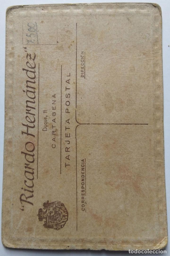 Postales: CARTAGENA MILITAR COLOREADA FOTOGRAFO RICARDO HERNANDEZ - Foto 2 - 172668990