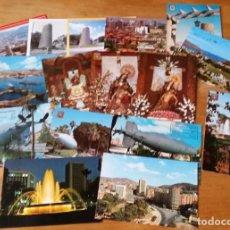 Postales: CARTAGENA POSTALES DE LA CIUDAD Y SEMANA SANTA. Lote 172732215
