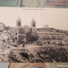 Postales: ANTIGUA POSTAL SANTUARIO DEL CASTILLO YECLA MURCIA EDICION PERUCHO. Lote 172753314