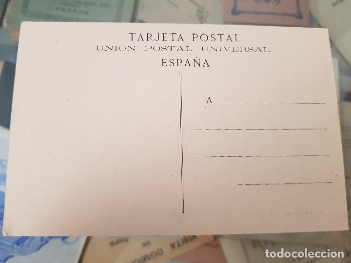 Postales: ANTIGUA POSTAL SANTUARIO DEL CASTILLO YECLA MURCIA EDICION PERUCHO - Foto 2 - 172753314