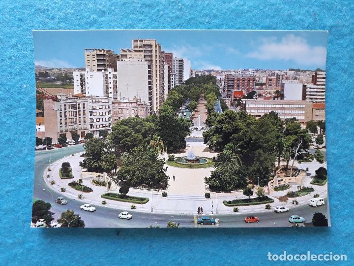 CARTAGENA. PLAZA DE ESPAÑA. (Postales - España - Murcia Moderna (desde 1.940))