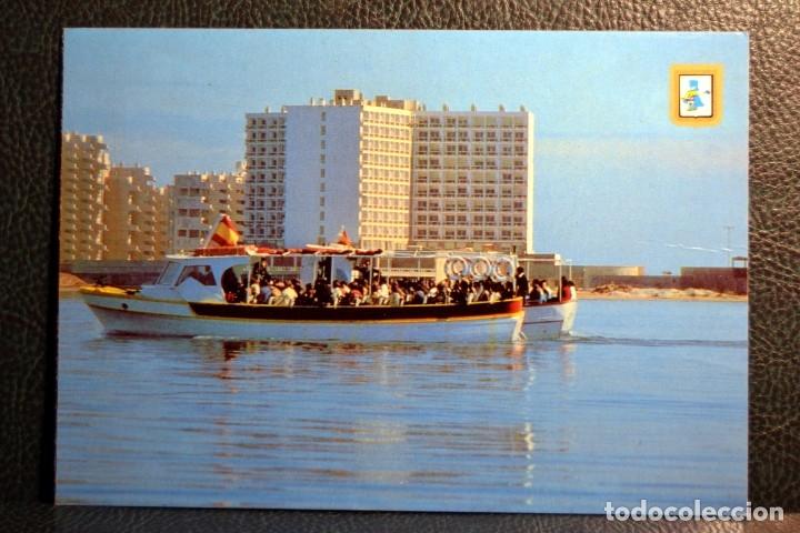 HOTEL DOBLEMAR CASINO - LA MANGA DEL MAR MENOR - MURCIA (Postales - España - Murcia Moderna (desde 1.940))