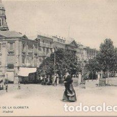 Postales: MURCIA - PASEO DE LA GLORIETA. Lote 175162183