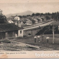 Postales: LA GRANJA (SEGOVIA) - VISTA GENERAL DE LA PRADERA. Lote 175228603